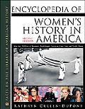 Encyclopedia of Women's History in America