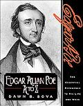 Edgar Allan Poe A to Z The Essential Reference to His Life and Work