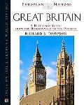 Great Britain A Reference Guide from the Renaissance to the Present