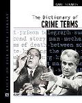 Dictionary of Crime Terms
