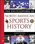 Encyclopedia of North American Sports History