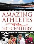 Amazing Athletes of the Twentieth Century