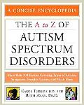 a to Z of Autism Spectrum Disorders