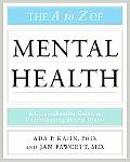 The A to Z of Mental Health