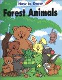 How to Draw Forest Animals - Barbara Soloff Levy - Paperback - Reprint