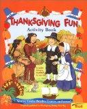 Thanksgiving Fun Activity Book - Judith Bauer Stamper - Paperback