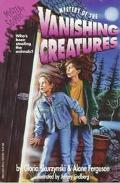 Mystery of the Vanishing Creatures - Gloria Skurzynski - Paperback