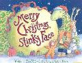 Merry Christmas, Stinky Face - Lisa McCourt - Paperback