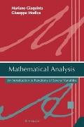 Mathematical Analysis: An Introduction to Functions of Several Variables