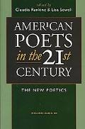 American Poets in the 21st Century The New Poetics