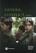 Gender, Conflict, and Development