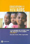 A Sourcebook of HIV/AIDS Prevention Programs, 2nd Edition, Vol. 2