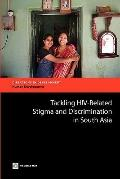 Tackling HIV-Related Stigma and Discrimination in South Asia