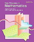 New Progress in Mathematics