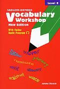 Vocabulary Workshop Level E