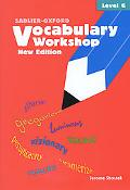 Vocabulary Workshop Level G