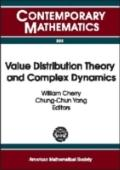 Value Distribution Theory and Complex Dynamics Proceedings of the Special Session on Value D...