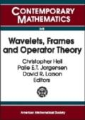 Wavelets, Frames, and Operator Theory Ams Special Session on Wavelets, Frames, and Operator ...