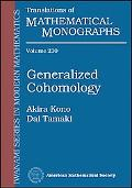 Generalized Cohomology