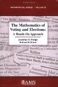 Mathematics Of Voting And Elections A Hands-on Approach