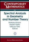 Spectral Analysis in Geometry and Number Theory: International Conference on the Occasion of...