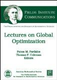 Lectures on Global Optimization (Fields Institute Communications)