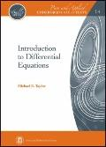 Introduction to Differential Equations (Pure and Applied Undergraduate Texts)