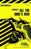 Cliffsnotes All the King's Men