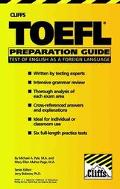 Cliff's TOEFL Preparation Guide