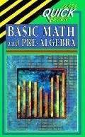 Basic Math+pre-algebra