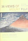 36 Views of Mount Fuji On Finding Myself in Japan