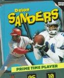 Deion Sanders: Prime Time Player (Revised) (Sports Achievers Biographies)