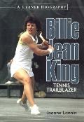 Billie Jean King Tennis Trailblazer