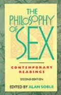 Philosophy of Sex