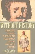 Without History : Subaltern Studies, the Zapatista Insurgency, and the Specter of History