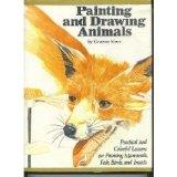 Painting and Drawing Animals: Practical and Colorful Lessons on Painting Mammals, Fish, Bird...