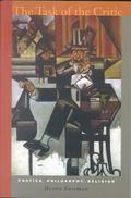 The Task of the Critic: Poetics, Philosophy, Religion