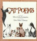 Cat Poems - Myra Cohn Livingston - Hardcover