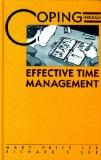 Coping Through Effective Time Management
