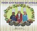 Food and Recipes of Africa