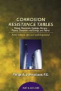 Corrosion Resistance Tables Metals, Nonmetals, Coatings, Mortars, Plastics, Elastomers and L...
