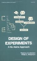 Design of Experiments A No-Name Approach
