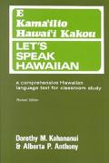 Let's Speak Hawaiian