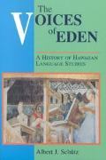 Voices of Eden A History of Hawaiian Language Studies