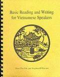 Basic Reading and Writing for Vietnamese Speakers