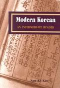 Modern Korean An Intermediate Reader