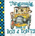 Thingamajig Books Of Do's And Don'ts