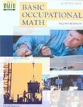Basic Occupational Math