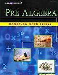 Hands-on Math Pre-Algebra, Grade 9-12