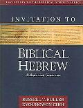 Invitation to Biblical